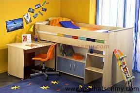 Nội thất phòng bé 374