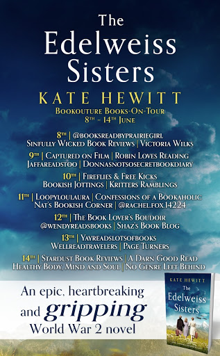 The Edelweiss Sisters Blog Tour
