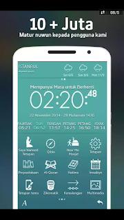 Download Aplikasi Waktu adzan pro