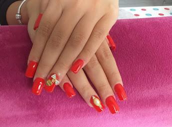 Uñas diamond nails
