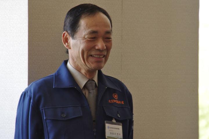 写真:長谷川秀幸 事務局長