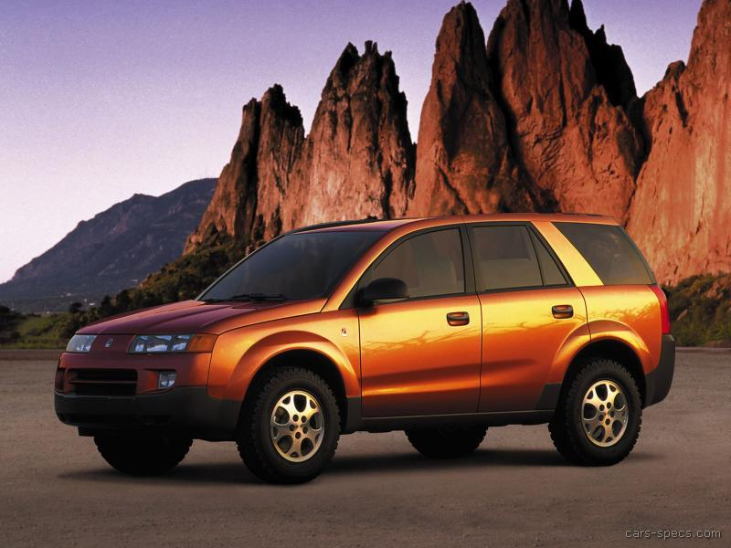 2003 saturn vue suv specifications pictures prices. Black Bedroom Furniture Sets. Home Design Ideas