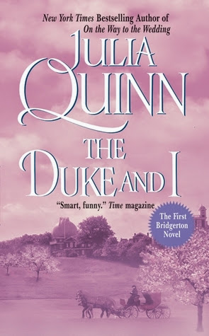 The Duke and I by Julia Quinn {Amanda's Review}