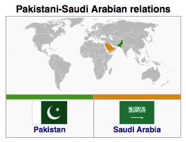 Pakistan - Saudi Arabia relations