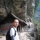 Древний даосский храм в Уданшане