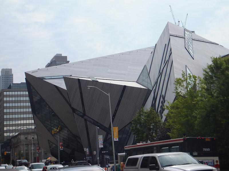 Toronto, Canadá, ROM, Elisa N, Blog de Viajes, Museo