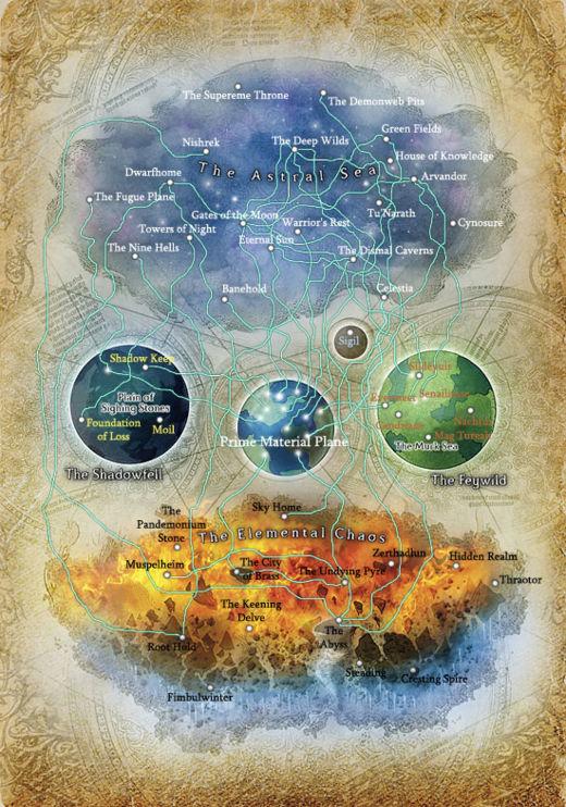 4e Cosmology