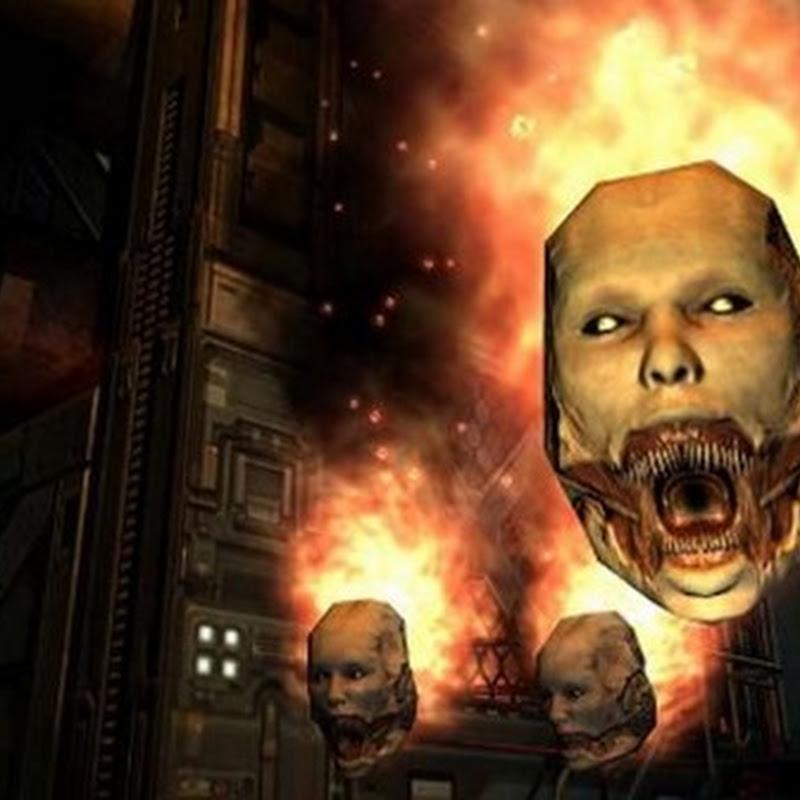 Haben Sie schon… Doom 3 gespielt?