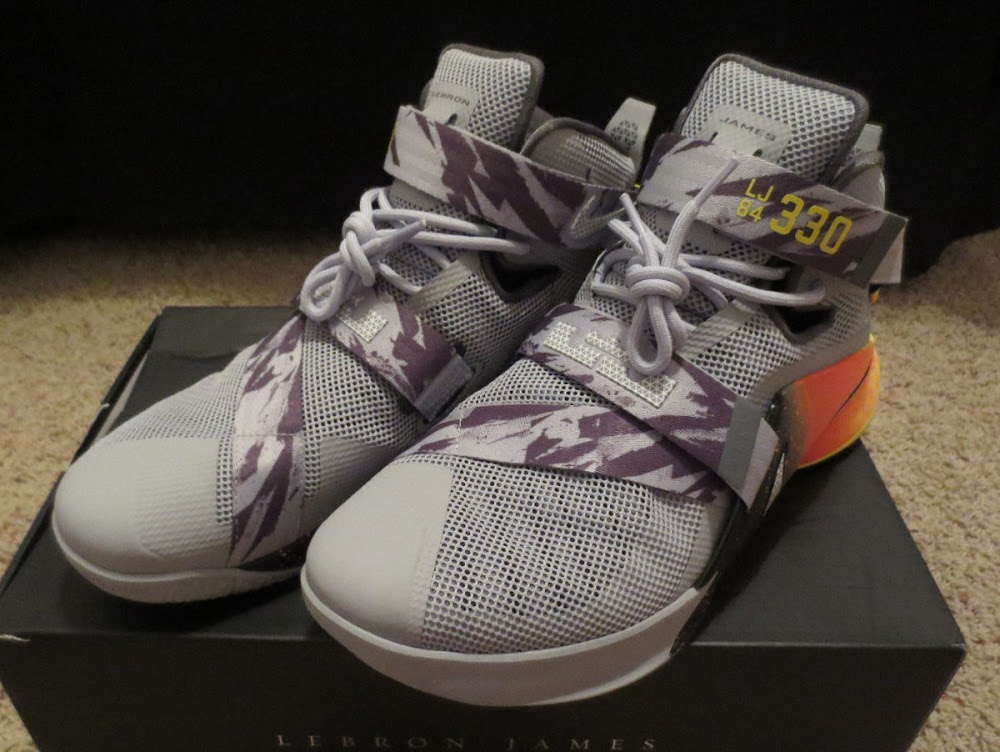 size 40 e41cd 00919 ... An Additional Look At LeBron Soldier 9 Nike Basketball Academy PE ...