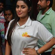 Jayammu Nischayammuraa team at Satyam Theatre