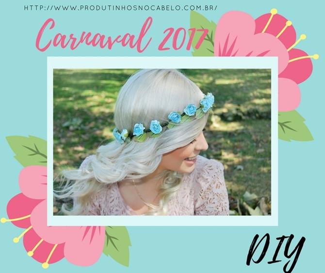 carnaval cabelos 2017