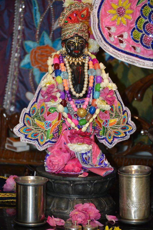 ISKCON Ujjain Deity Darshan 3 April 2016  (4)
