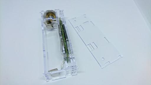 """DSC 4159 thumb%255B2%255D - 【MOD/DNA75C】「HOWIT AC MOD」(ハウイット・エーシーモッド)レビュー。Evolv DNA75カラー基盤搭載Modder""""Eucaly""""氏製MOD!はじめてのでぃーえぬえーからー。ド〇クエ風テーマ!?【電子タバコ/VAPE】"""