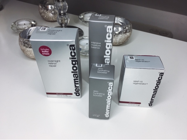 MY FACE MY STORY | hauteonlife Dermalogica Map on