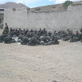 Dramatic Photos: Tibetans Detained After Anti-Mining Protest In Shigatse - Security-Forces41.jpg