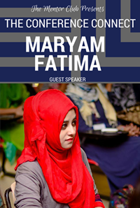Maryam Fatima - CEO The Mentor Club