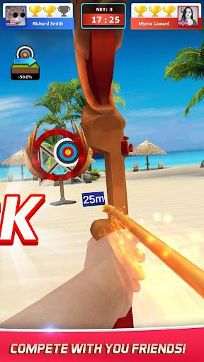 Archery Eliteu2122 - Free 3D Archery & Archero Game apkpoly screenshots 10