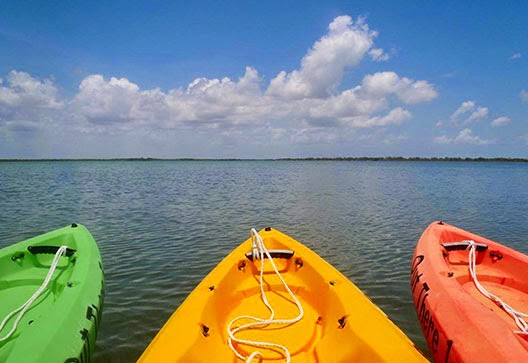 Kayak Key Largo - Kayaking in Key Largo Florida