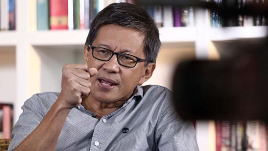 Naik Pitam Diusir dari Rumah Sendiri, Rocky Gerung: Sentul City Kurang Ajar!
