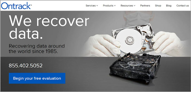 Ontrack- Data Recovery Service Provider Companies in 2021: