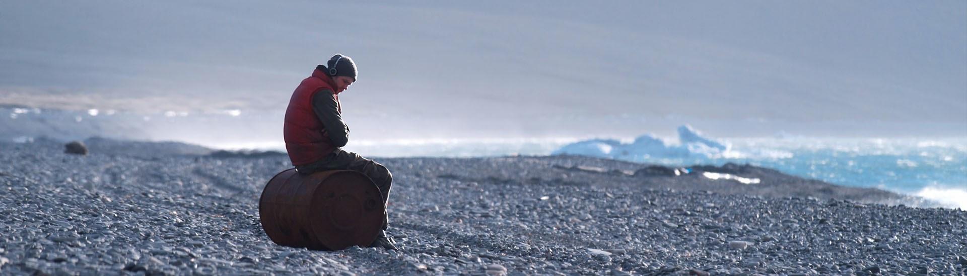 Baner filmu 'Jak Spędziłem Koniec Lata'