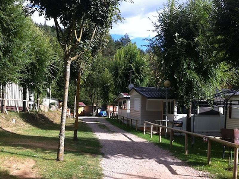 Camping Puigcercós