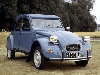 Citroën 1979 2 CV 6 Club