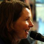 Boekpresentatie en voorlees voorstelling IK WIL ZINGEN 2015 Nieuwe Boekhandel van Monique Burgers 1 .JPG