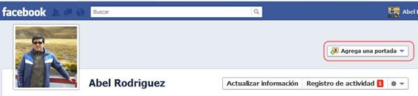 Activar Facebook timeline