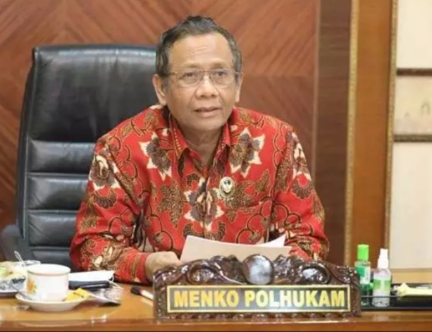 Bertemu Mahfud MD, DPRD Papua Barat Sampaikan Aspirasi Soal Otsus