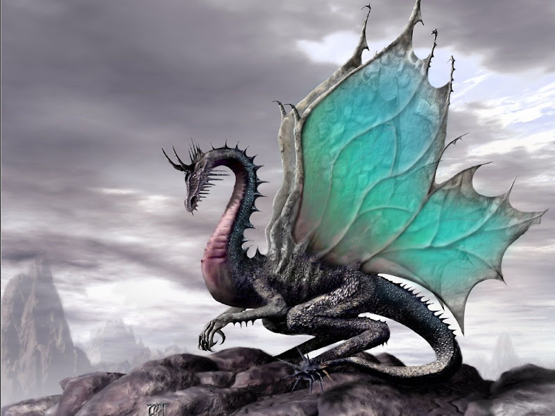 Crafty Pard Of Mine, Dragons 3