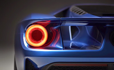 2016 Ford GT V6 Ecoboost 13