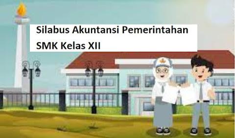 Silabus Akuntansi Pemerintahan SMK Kelas XII