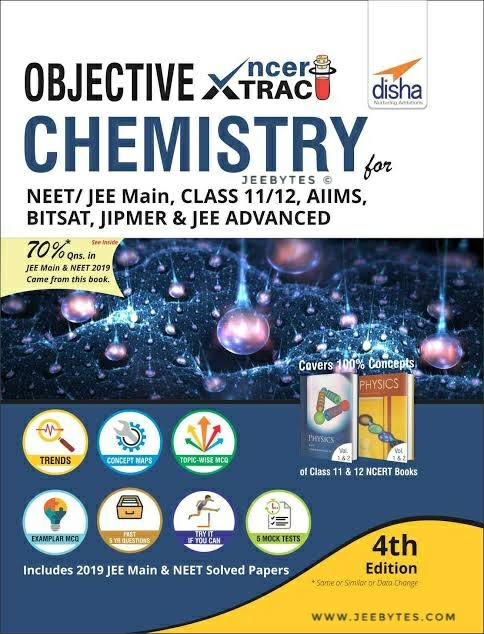 NCERT xTRACT Objective Chemistry For NEET& JEE Mains