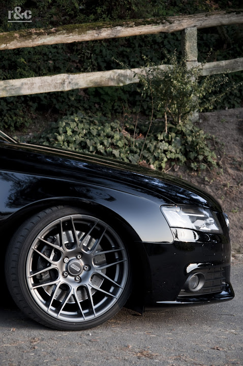Audi A4 B8 Stanced Project By Bari
