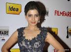 Samantha @ Filmfare Awards 2013 South Photos