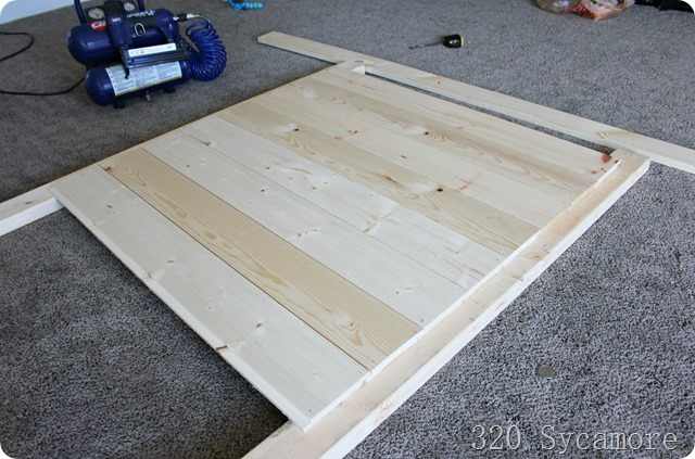 how to make headboard