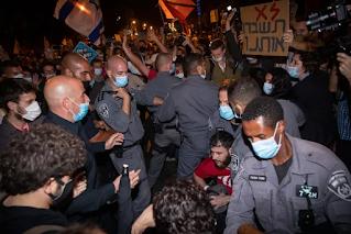 Protestos contra Benjamin Netanyahu aumentam