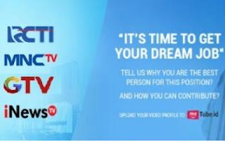 lowongan kerja loker di mnc media group rcti mnctv gtv inews tv