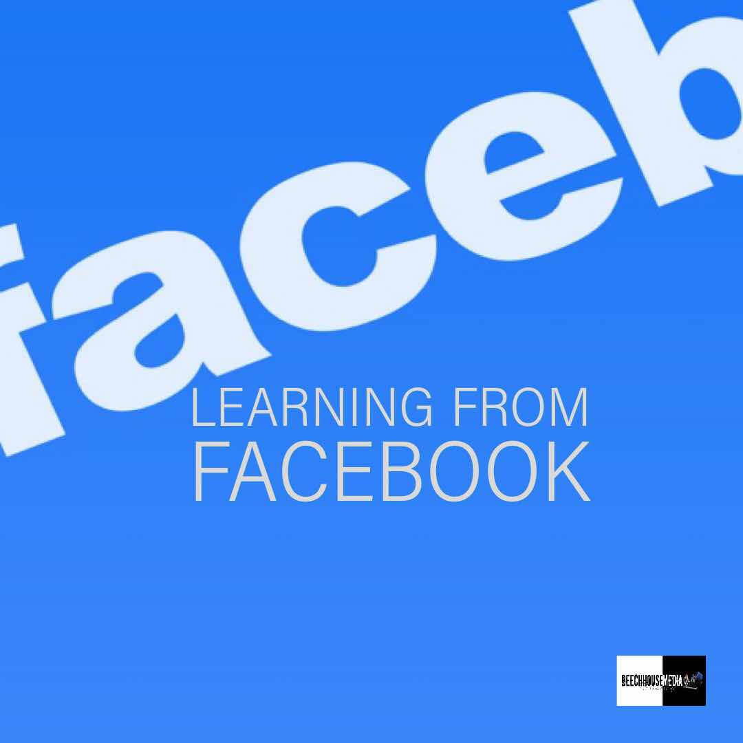 learning from Facebook