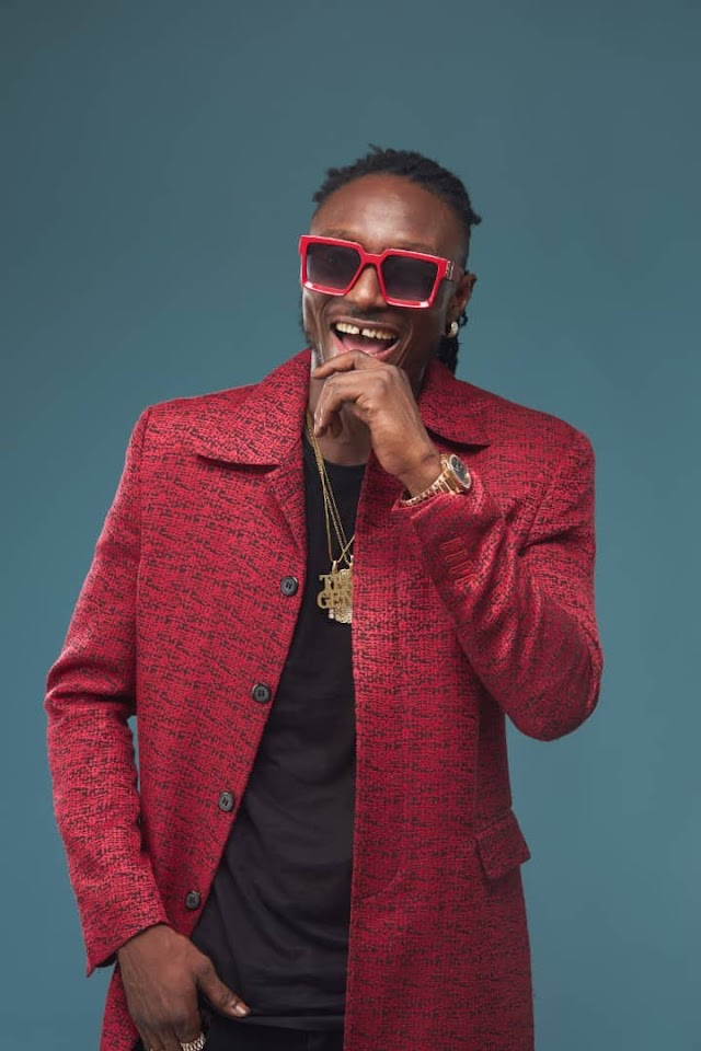 Ahead Of Europe Tour, Terry G Releases New Beautiful Images