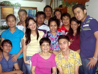 February 6: Edwin Azares Jr.'s Residence (Kalumpang, Marikina City)