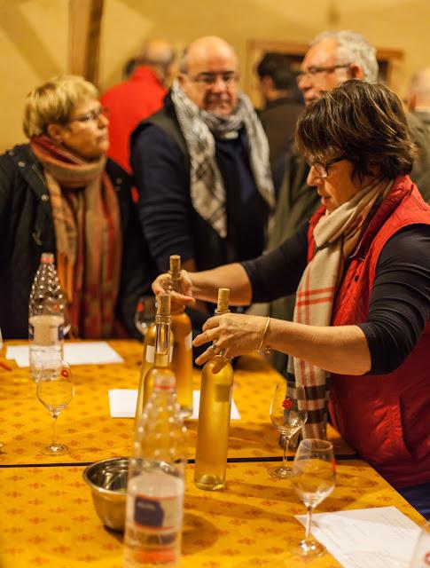 Atelier chenins liquoreux