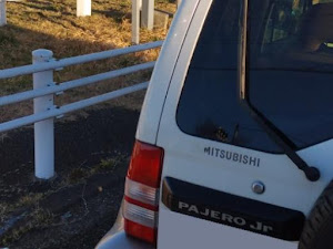 パジェロジュニア H57Aのカスタム事例画像 山男さんの2021年03月03日07:56の投稿