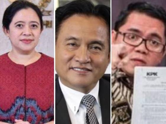Babak Baru Polemik Pemilihan Anggota BPK, Yusril Ihza Mahendra Siap Kirim Surat ke Puan Maharani, Arteria Dahlan Siap Hadapi Gugatan MAKI