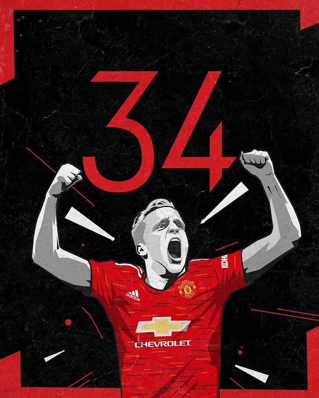 Who is Van De Beek?, Manchester United new Signing!!!