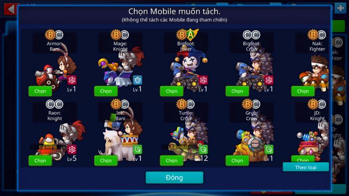 Gunbound online đã trở lại với ngôn ngữ tiếng Việt trên mobile