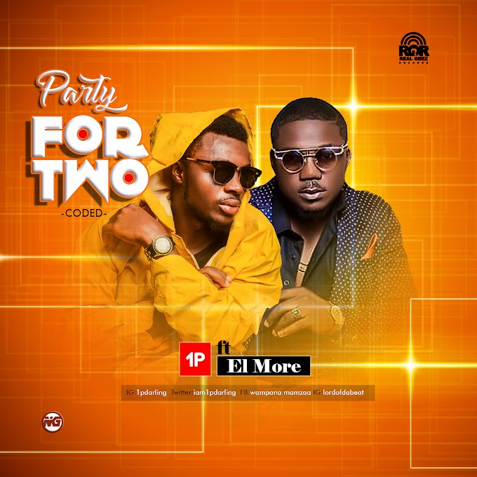 1P Ft. El More — Coded (Party For Two)