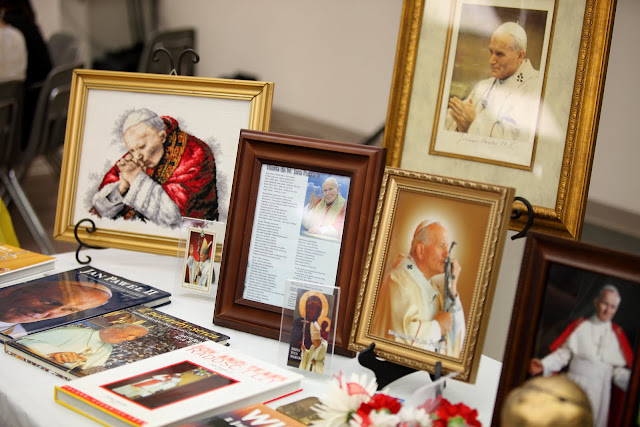 The Relic of Blood of Blessed John Paul II in the Polish Apostolate of Blessed John Paul II - IMG_1047.JPG