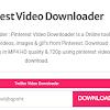 Cara Download Video Pinterest Tanpa Apk Termudah 2021